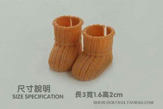 Giày cho bjd 1/8 và baboliy