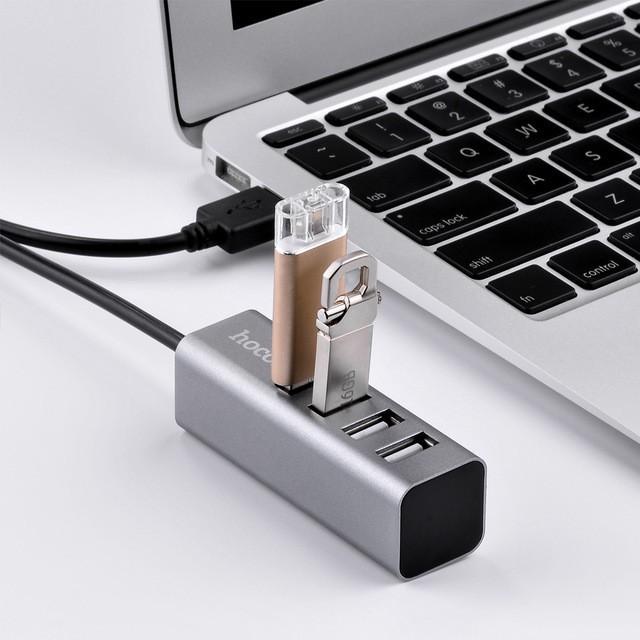 Bộ Chia Cổng USB Hoco HB1 Chính Hãng - BH 1 Năm - 21707050 , 2363428886 , 322_2363428886 , 139000 , Bo-Chia-Cong-USB-Hoco-HB1-Chinh-Hang-BH-1-Nam-322_2363428886 , shopee.vn , Bộ Chia Cổng USB Hoco HB1 Chính Hãng - BH 1 Năm