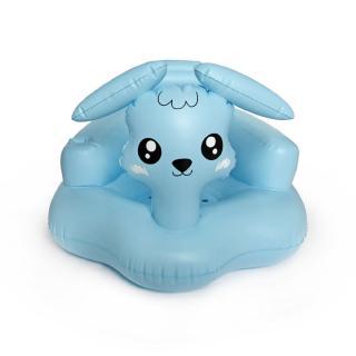 Baby Kid Children Inflatable Bathroom Sofa Chair Learn Portable Multifunctional Seat