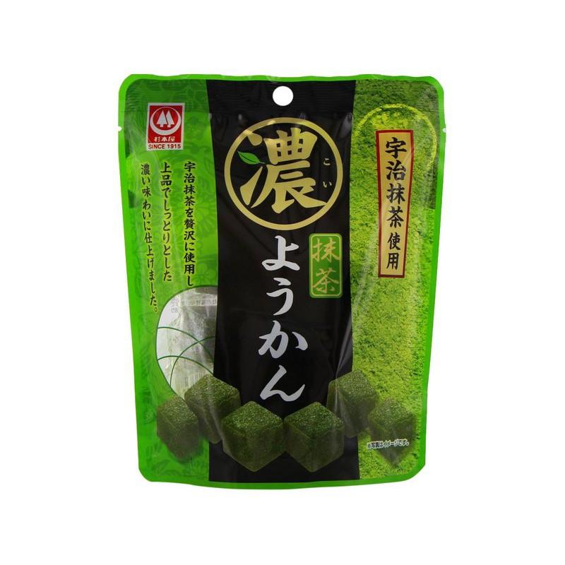 Bánh Youkan trà xanh Matcha 90g