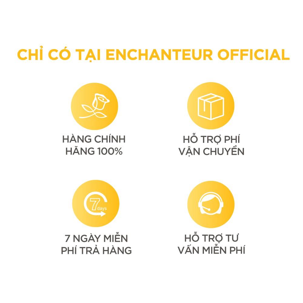 Combo 2 Lăn khử mùi nước hoa/ trắng da Enchanteur Charming 50ml/ Chai