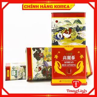 Hồng sâm củ khô hộp thiếc Daedong - Nhân sâm khô hàn quốc thượng hạng - tranglinhkorea thumbnail