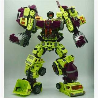 Mô hình Devastator TF Engineering NBK Transformers – Bộ 6 Figure