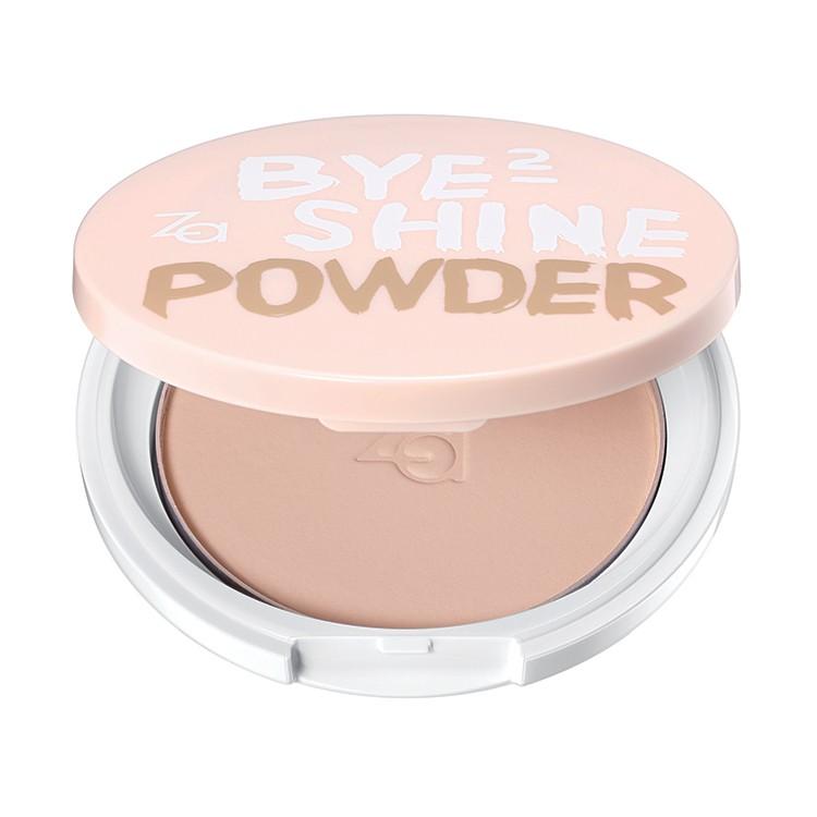 Phấn Phủ Kiềm Dầu Mịn Mượt Za Bye-Bye Shine Powder Foundation (8g)