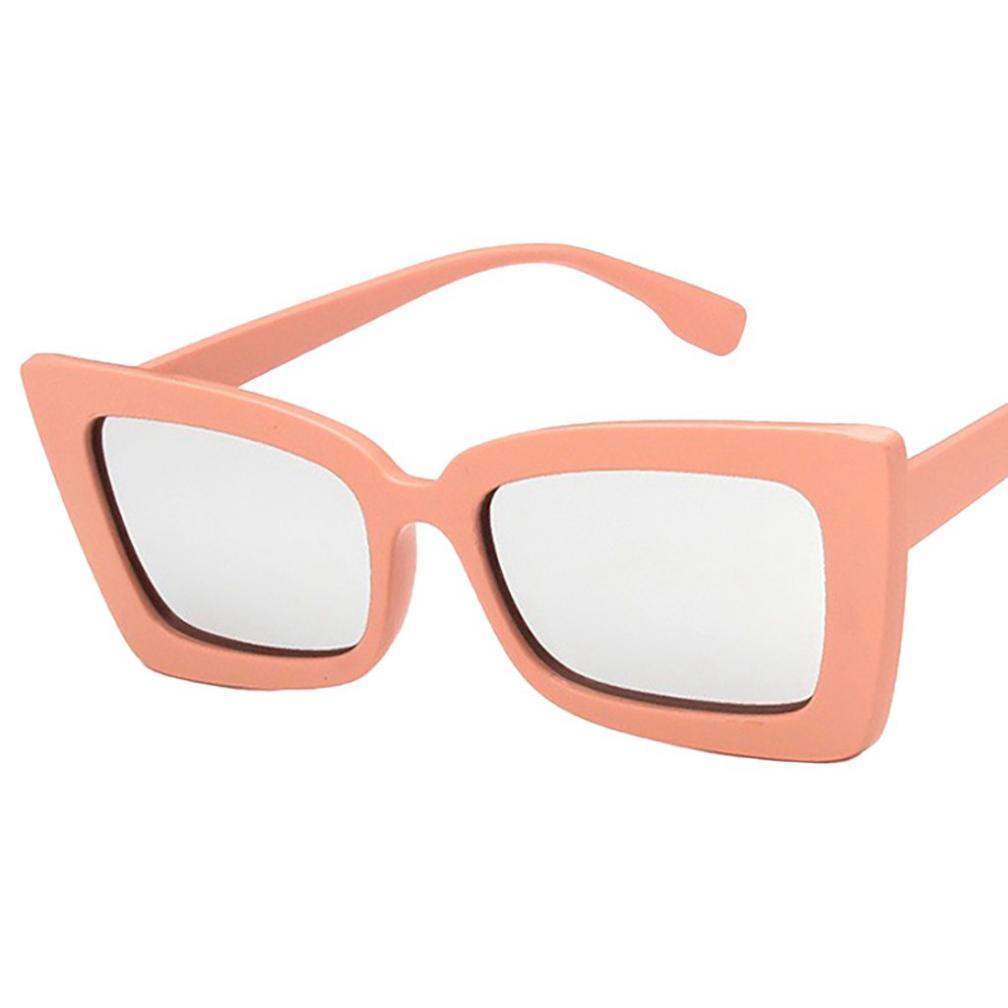 😎kính Mắt Nữ- Mắt Vuông Đi Du Lịch- Đi Biển- Hot Trend - Kính Mắt Mèo😎