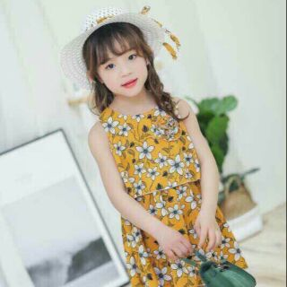 Váy kèm mũ, Chuyên sỉ quần áo trẻ em Quảng châu. Sỉ quần áo trẻ em rẻ nhất Hà Nội