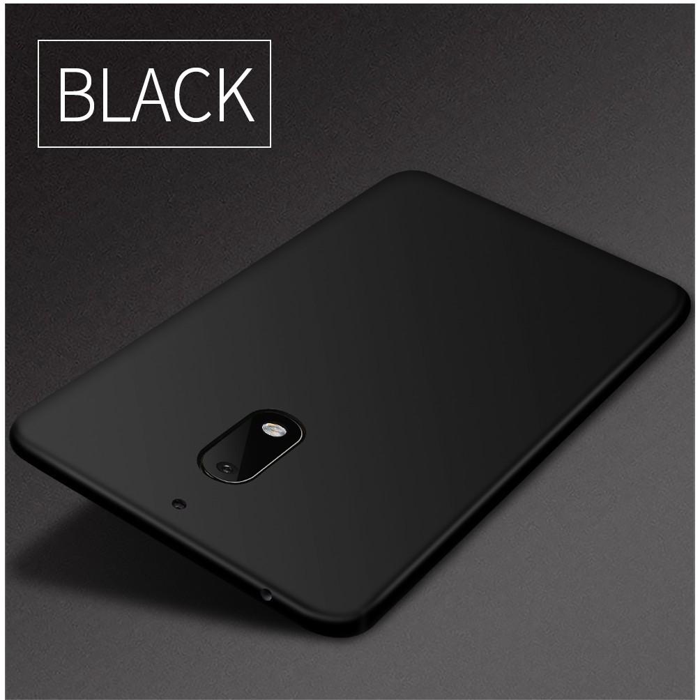 ốp Silicon Dẻo Dành Cho Samsung J7 Pro Màu đen Giảm Chỉ