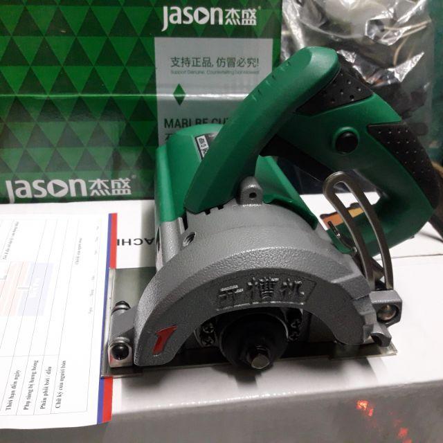 Máy cắt gạch đá/cắt gỗ Jason GSD 110D 1 tấc