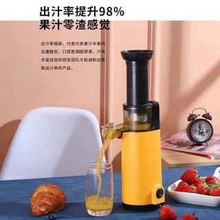Máy ép hoa quả Hongxin loại nhỏ, ép rau củ quả