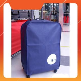 Hot- Áo trùm vali du lịch phong cách Hàn Quốc size 20 22 24 Sale thumbnail