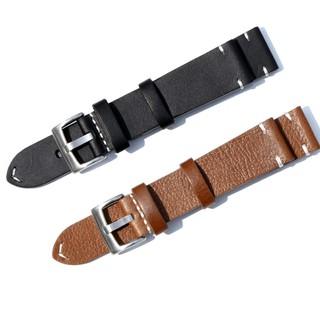 Dây đồng hồ da bò, dây đồng hồ da thật size18mm, 20mm, 22mm - Mã số: D1802