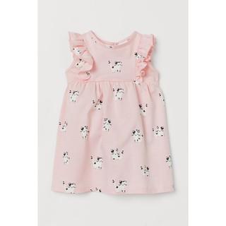 Váy cánh tiên mèo hồng HM US