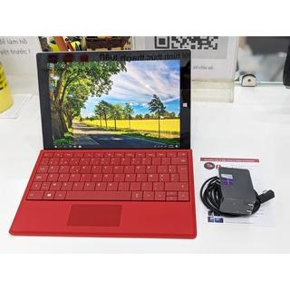 Máy tính bảng Microsoft Surface 3 | Ram 4/128GB Windows 10 | Kèm bàn phím Type Cover chính hãng