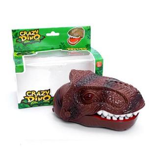 Khám răng cá sấu hình khủng long bạo chúa
