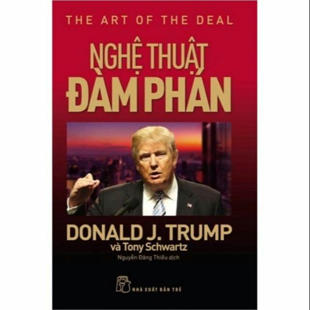sách- Donald Trump nghệ thuật đàm phán