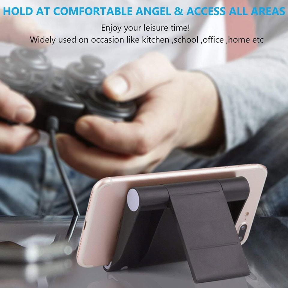 Giá Đỡ Điện Thoại Có Thể Gập Lại Tiện Dụng Cho Samsung Galaxy S20 Ultra Plus Ipad Iphone 11 Pro Max 8x7 6