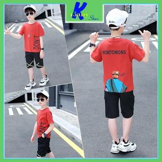 Quần áo bé trai 5-8 Tuổi Phong Cách Nhật Bản