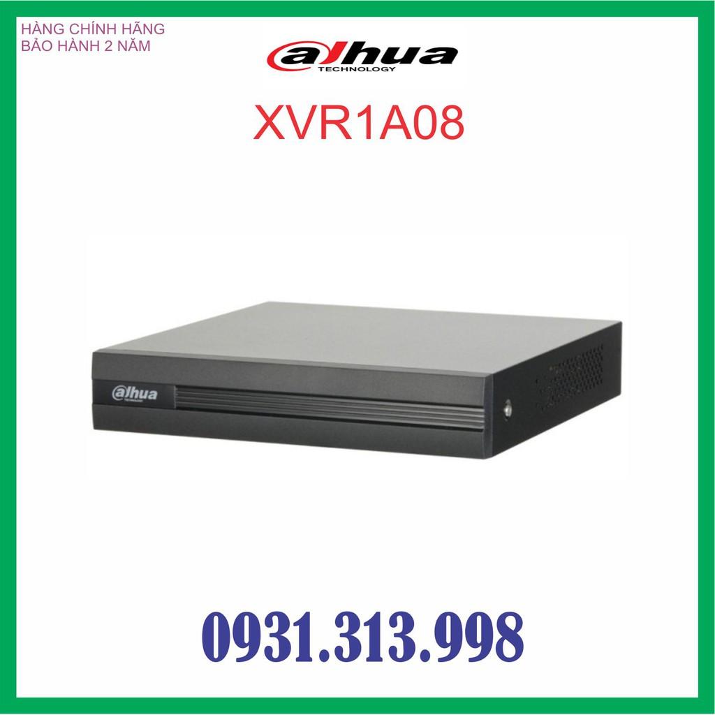 Đầu Ghi Hình 8 kênh HDCVI/TVI/AHD DAHUA XVR1A08