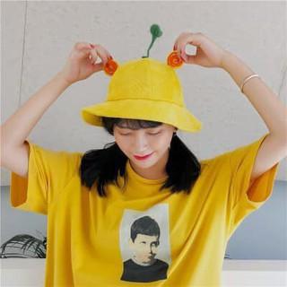 Mũ nón bucket mầm cây size tai xoắn người lớn và trẻ em sỉ rẻ vô địch