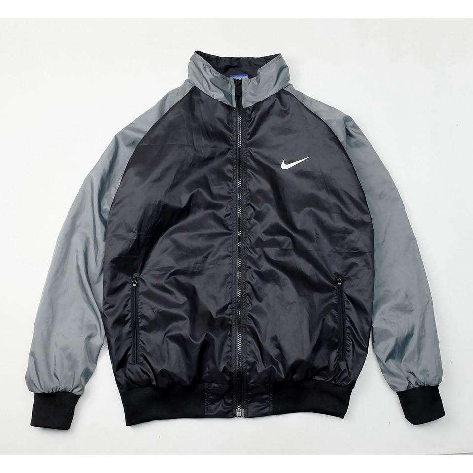 Áo khoác dù Nam không nón Nike Phối