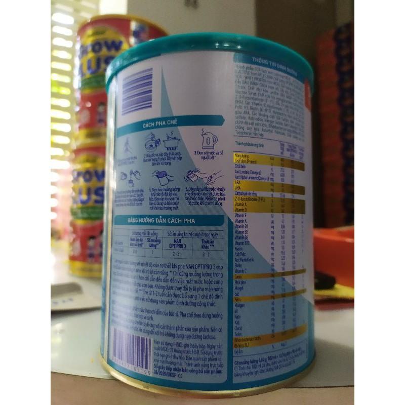 Sữa  NAN OPTIPRO 3 900G