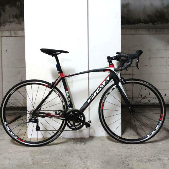 จักรยานเสือหมอบ optima tesla 3500