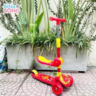 [HOT] Xe scooter cho bé, Xe trượt Scooter cho bé, trẻ em cao cấp [HÀNG LOẠI 1] thumbnail