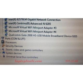 Card wwan 3G HP HS2300 WWAN MC8775 HSDPA 7 2Mbps dùng cho HP
