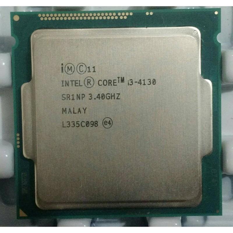 CPU core i3 4160 3.6GHz/3M core i3 4130 3.4GHz/3M dùng cho main socket 1150 h81, b85,… Giá chỉ 1.149.000₫