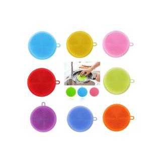 Miếng rửa chén silicone cấp thực phẩm đa năng 3