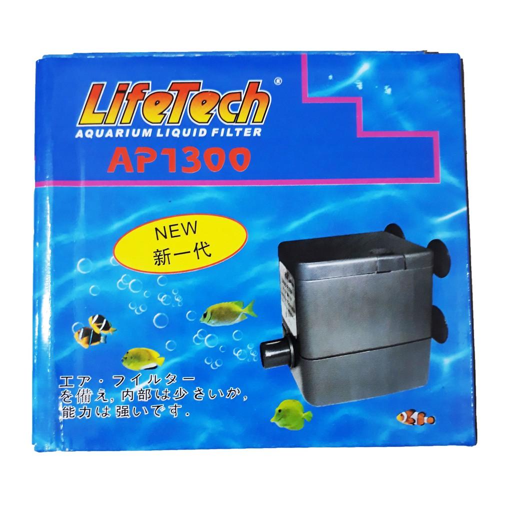 Máy Bơm Nước Hồ Cá LifeTech AP1300 - Máy Bơm Nước Bể Cá Cao Cấp - 3295710 , 1142508632 , 322_1142508632 , 75000 , May-Bom-Nuoc-Ho-Ca-LifeTech-AP1300-May-Bom-Nuoc-Be-Ca-Cao-Cap-322_1142508632 , shopee.vn , Máy Bơm Nước Hồ Cá LifeTech AP1300 - Máy Bơm Nước Bể Cá Cao Cấp