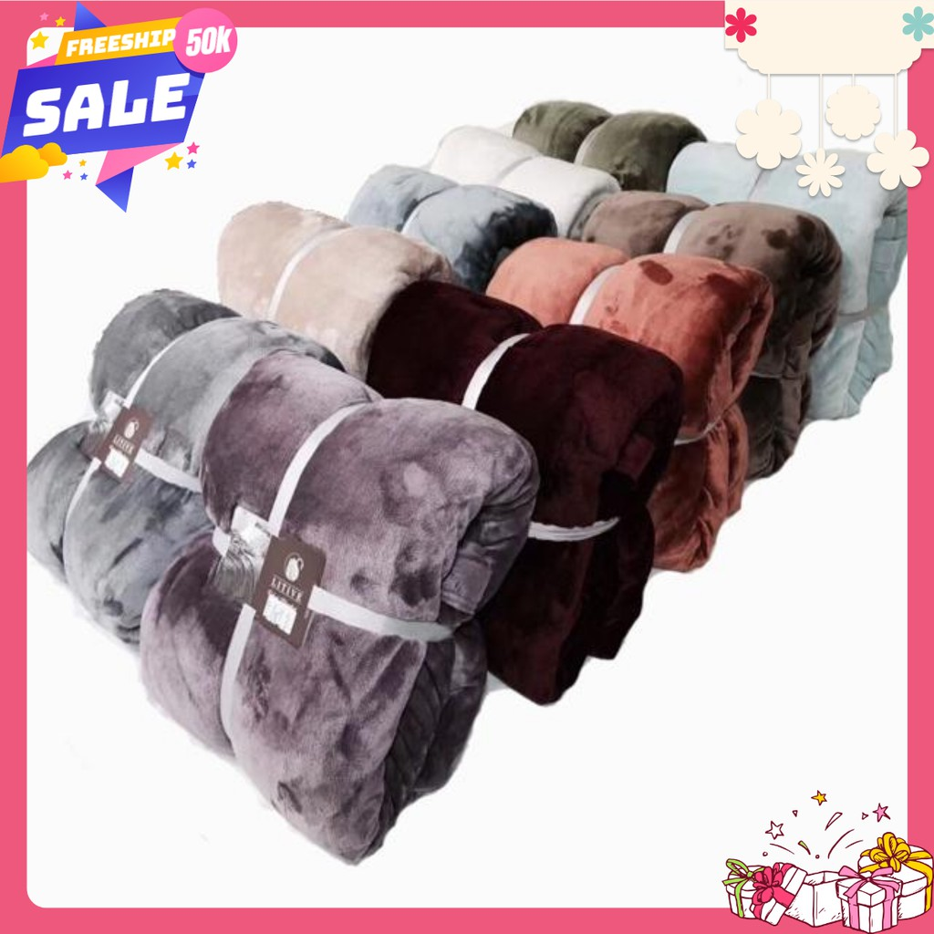 chăn Ultimate Blanket lông tuyết