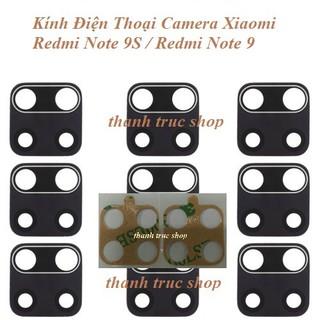 Kính Điện Thoại Camera Xiaomi Redmi Note 9S Redmi Note 9 thumbnail