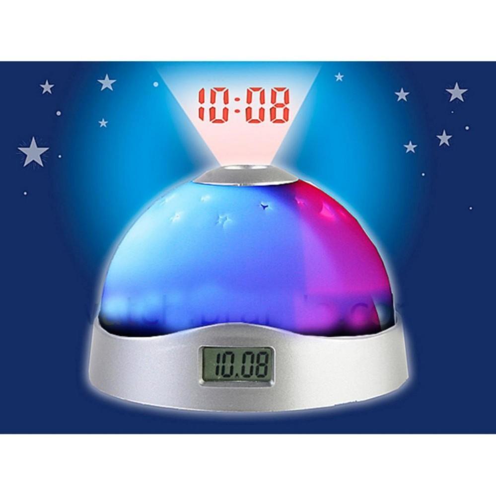 Đồng hồ để bàn kiêm đèn ngủ chiếu sao và giờ lên trần nhà - 3600521 , 1302584692 , 322_1302584692 , 109000 , Dong-ho-de-ban-kiem-den-ngu-chieu-sao-va-gio-len-tran-nha-322_1302584692 , shopee.vn , Đồng hồ để bàn kiêm đèn ngủ chiếu sao và giờ lên trần nhà