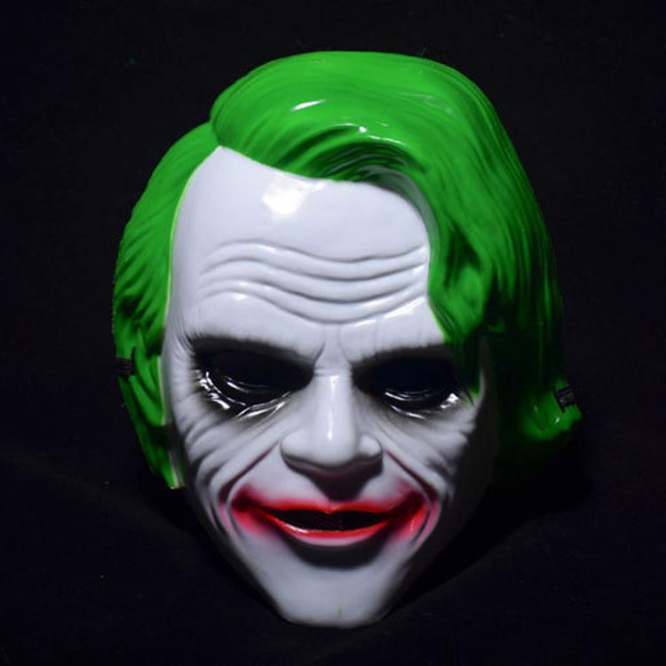 Mặt Nạ Joker – Mặt nạ chú hề – Mặt nạ choker hóa trang halloween