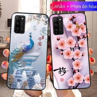 Huawei Glory 30 Phiên bản thanh niên silicone, vỏ đen, vinh quang 30 phiên bản thanh niên của vỏ điện thoại di động, nam thumbnail
