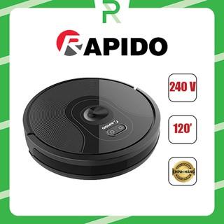 Robot hút bụi và lau nhà thông minh RAPIDO RR5 (Bảo hành 36 tháng)