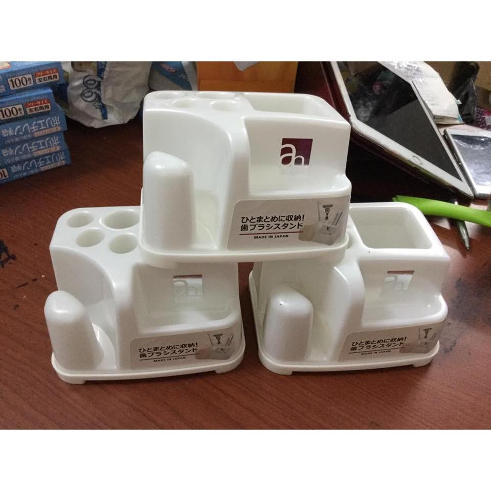 Giá cắm bàn chải kem đánh răng Nhật - 2520106 , 163515677 , 322_163515677 , 55000 , Gia-cam-ban-chai-kem-danh-rang-Nhat-322_163515677 , shopee.vn , Giá cắm bàn chải kem đánh răng Nhật
