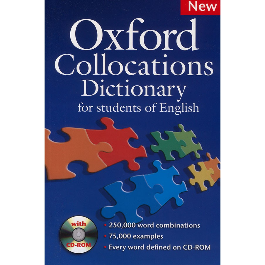 Oxford Collocations Dictionary (kèm CD-ROM) - 3363922 , 999823969 , 322_999823969 , 374000 , Oxford-Collocations-Dictionary-kem-CD-ROM-322_999823969 , shopee.vn , Oxford Collocations Dictionary (kèm CD-ROM)