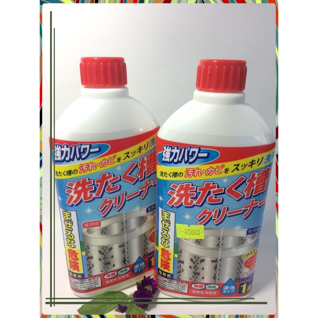 [Siêu _Ưu _Đãi] Sản phẩm chai nước tẩy lồng máy giặt 400ml