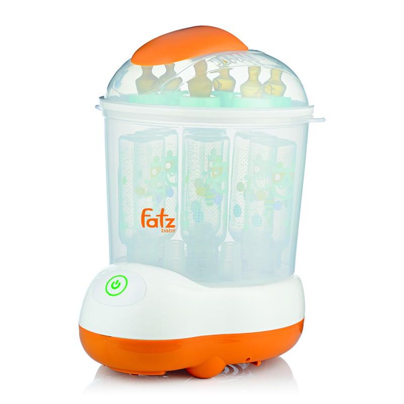 BH chính hãng 12 tháng - Máy tiệt trùng bình sữa và sấy khô bình sữa Fatz baby FB4906SL