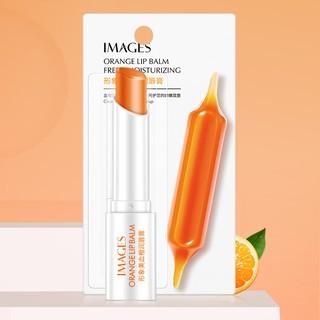 Son dưỡng môi chiết xuất cam đỏ dưỡng ẩm mờ nếp nhăn IMAGES thumbnail