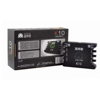 Sound card âm thanh XOX K10 kèm dây lấy nhạc 3.5 bh 6 tháng