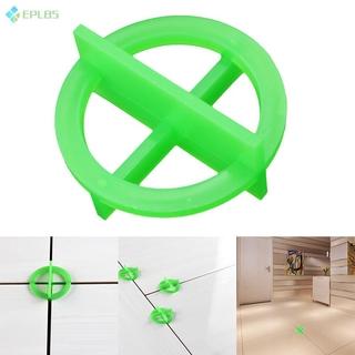 Yêu ThíchEPLBS 100pcs Green Cross Tile Leveling Recyclable Plastic Tile Leveling System Base Spacer