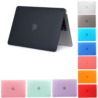 Ốp Lưng Nhám Cho Apple Macbook Air Pro 11 12 15-inch 2012-2018 A1370 A1465 A1534 A1707 A1990 A1398 A1286