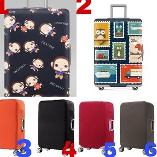 Vỏ bọc vali thiết kế mới nhất Vỏ bọc vali du lịch chất lượng cao Túi đựng bảo vệ hành lý du lịch 33 thumbnail