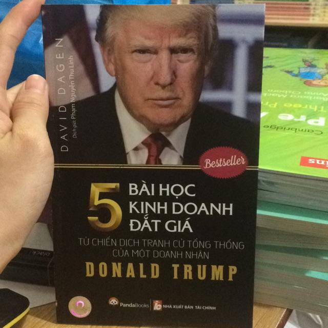 Sách - 5 bài học kinh doanh đắt giá từ chiến dịch tranh cử tổng thống của danh nhân donald trump - 3479558 , 1243554689 , 322_1243554689 , 50000 , Sach-5-bai-hoc-kinh-doanh-dat-gia-tu-chien-dich-tranh-cu-tong-thong-cua-danh-nhan-donald-trump-322_1243554689 , shopee.vn , Sách - 5 bài học kinh doanh đắt giá từ chiến dịch tranh cử tổng thống của danh