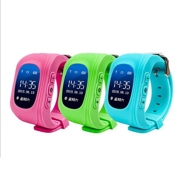 Đồng hồ định vị, lắp sim nghe gọi độc lập cho trẻ em W50