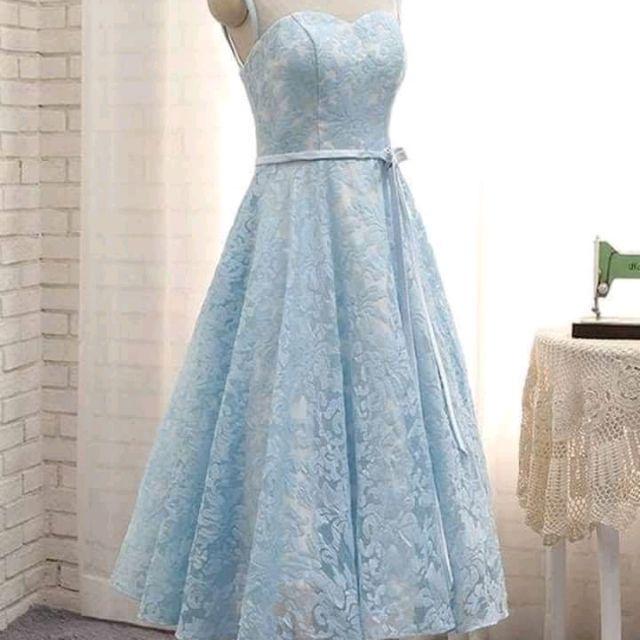 Đầm xoè vintage cao cấp