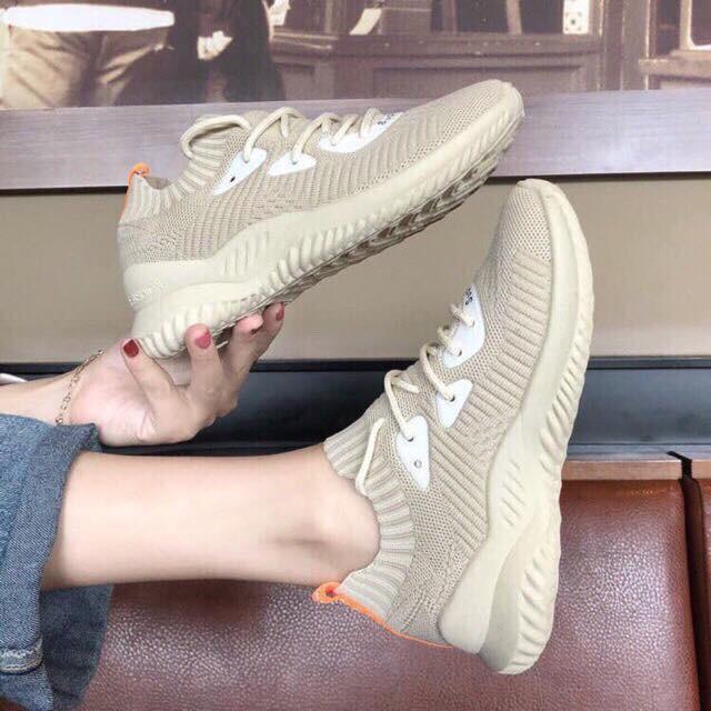 [Fullbox] Giày thể thao chun thời trang nữ siê